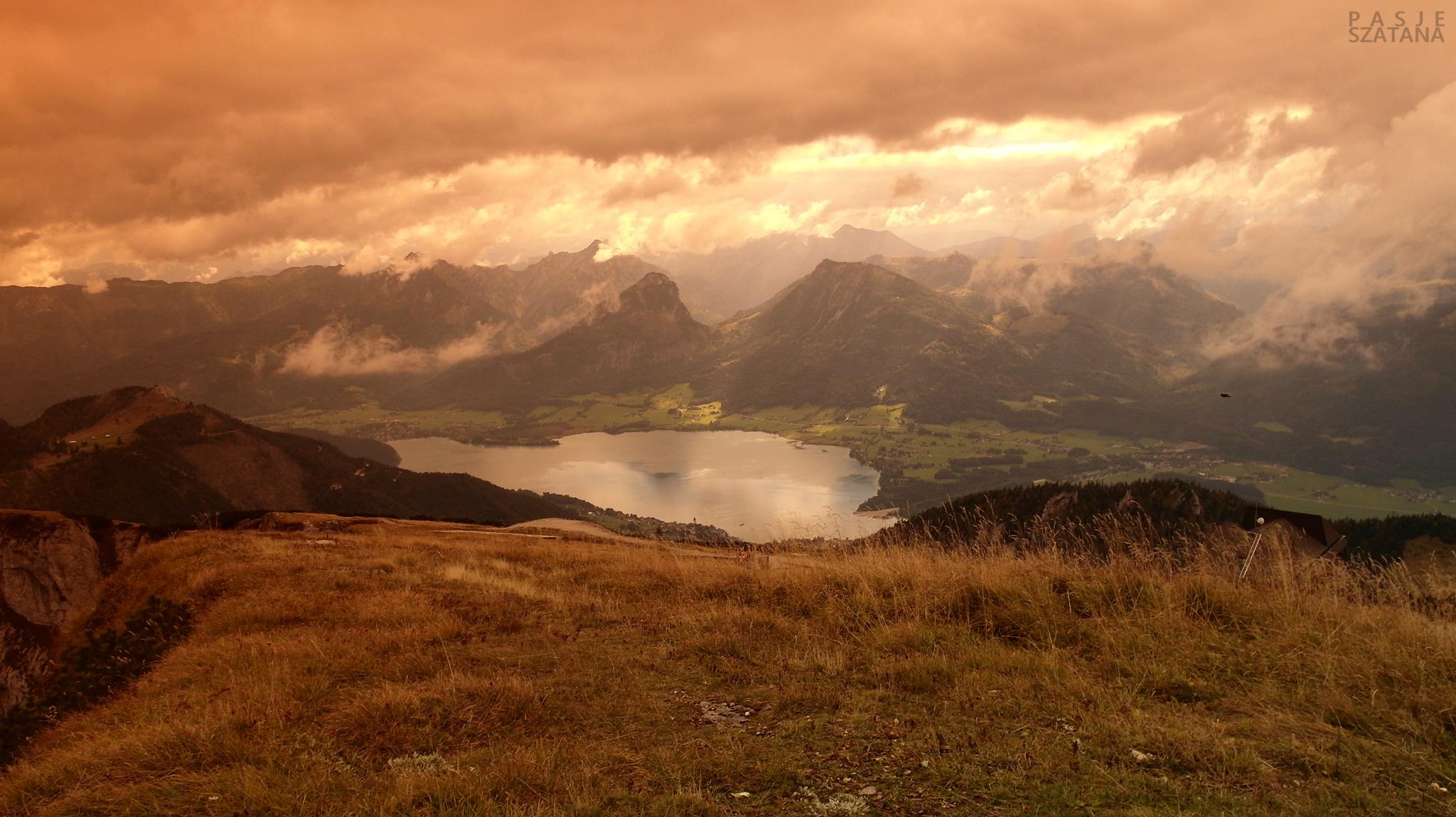 wolgangsee austria